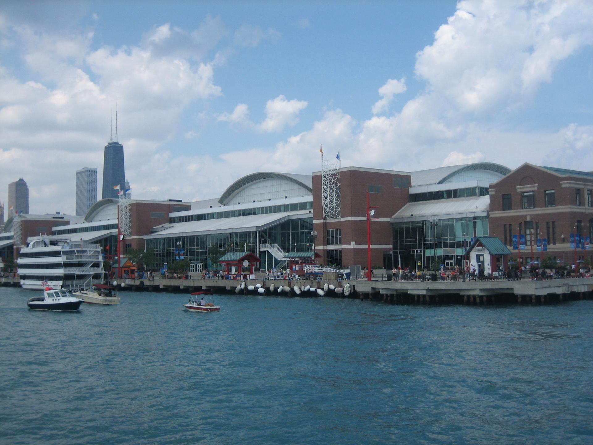 navy pier chicago wallpaper - photo #6