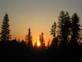 Near Chute Lake, BC