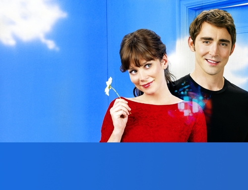 Pushing Daisies wallpaper called Ned and Chuck