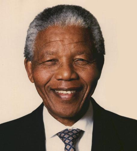 Nelson Mandela - human-rights Photo