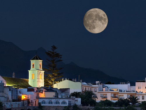 Spain wallpaper titled Nerja