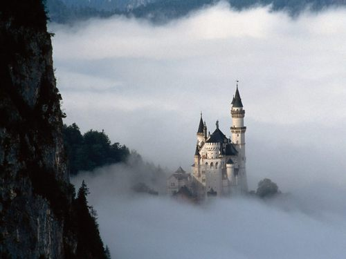 Neuschwanstein Castle - castles Photo