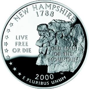 New Hampshire Quarter