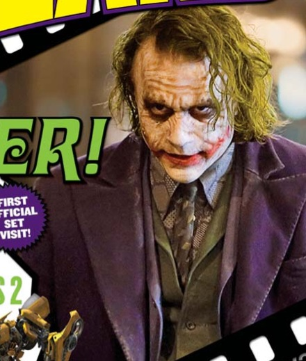 New Joker Picture