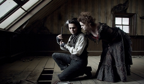 New Sweeney Todd Movie picha