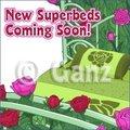 New Webkinz Superbed