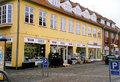 Nexø(Nexo), Bornholm, Denmark