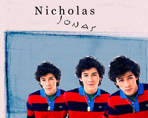 Nick Jonas hình nền entitled Nick Jonas