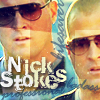 Nick Stokes - csi Icon