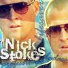 Nick Stokes - csi icon