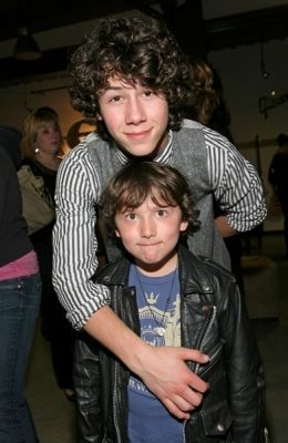 Nick and Frankie