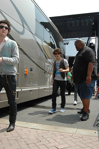 Nick in the zone - nick-jonas Photo