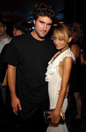 Nicole & Brody Jenner