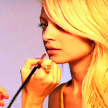 Nicole Richie in NYLON