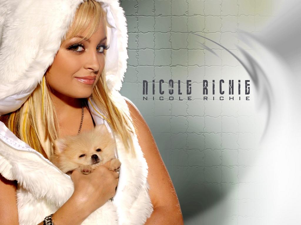 nicole nicole richie wallpaper 101349 fanpop