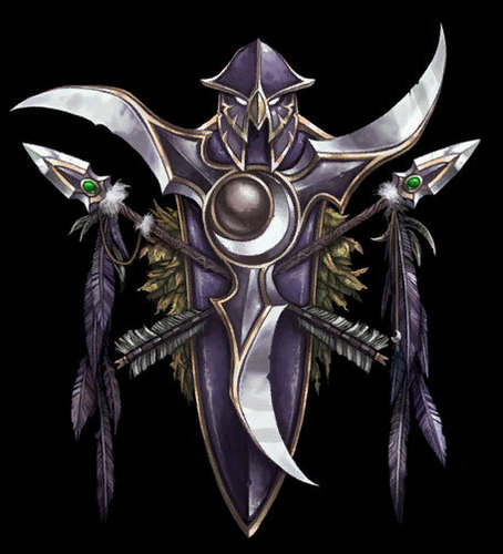 Night Elf Crest