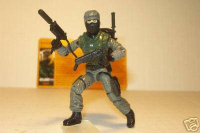 Night Force Shockwave G.I.Joe