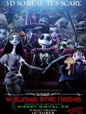 Nightmare Before Christmas – Nightmare Before Christmas Photo ...