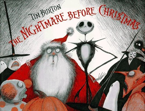 Nightmare Before Christmas wallpaper entitled Nightmare Before Christmas