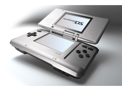 Nintendo DS karatasi la kupamba ukuta