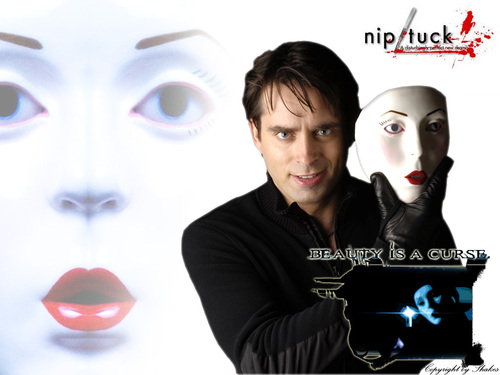 Nip/Tuck wallpaper titled The Carver