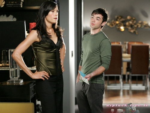Nip/Tuck wallpaper entitled Matt and Ava