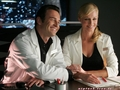 Christian and Julia - nip-tuck wallpaper
