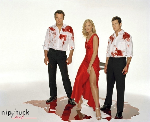 Sean, Christian, & Julia - nip-tuck Photo