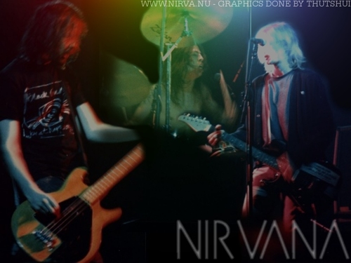 Nirvana - nirvana Wallpaper