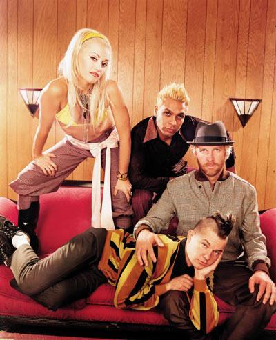 The 90s wallpaper called No Doubt