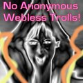 No More Webless Trolls - atsof photo