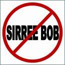 No Siree Bob (for picks)