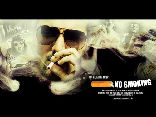 No Smoking hình nền