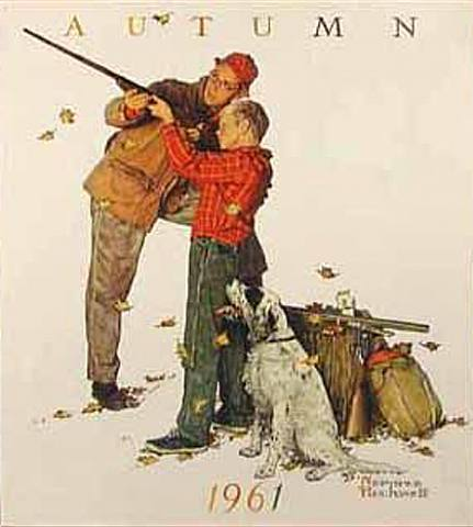 Norman Rockwell - modern-art Photo