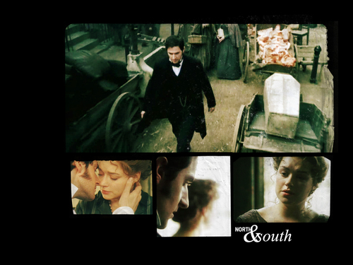 Book to Screen Adaptations fondo de pantalla called North and South