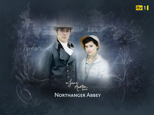 Period Films wallpaper called Northanger Abbey 1