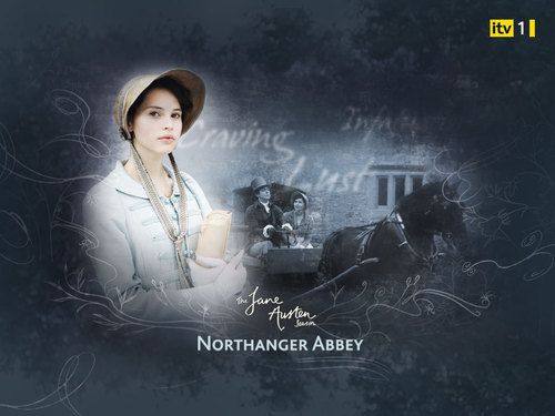 Period Films wallpaper entitled Northanger Abbey 3