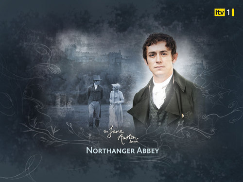 Period Films wallpaper called Northanger Abbey 2