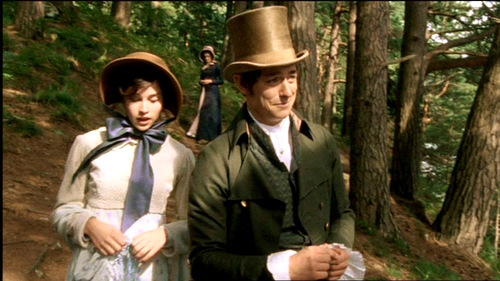 Jane Austen hình nền titled Northanger Abbey
