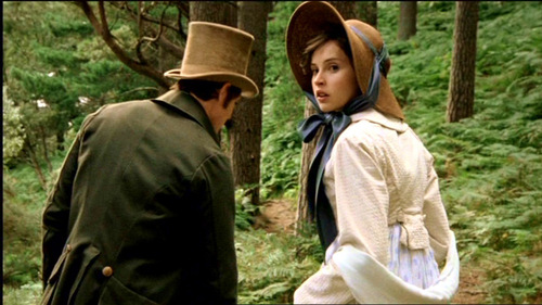 Jane Austen Hintergrund called Northanger Abbey