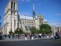 Notre Dame in Paris, France