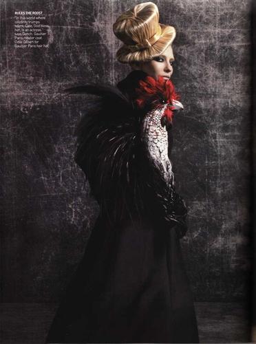 Vogue wallpaper called November 2006: Cate Blanchett