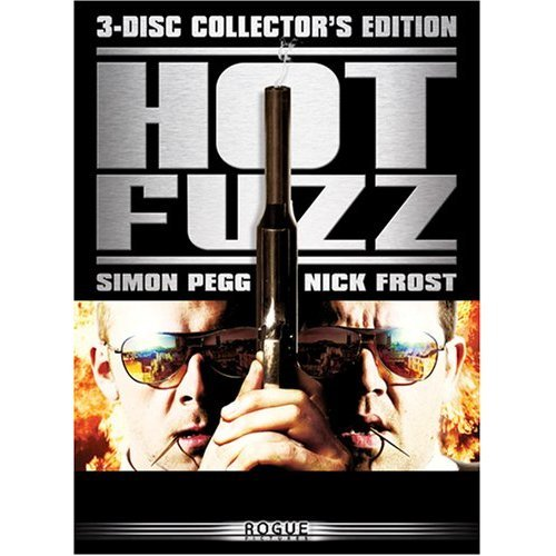 Hot Fuzz wallpaper entitled November 27th 3 Disc DVD
