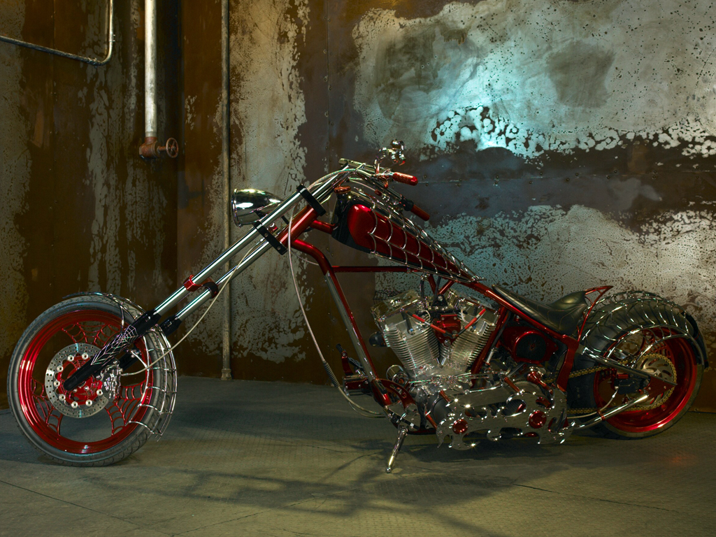 O.C.C. - Orange County Choppers Wallpaper (124503) - Fanpop