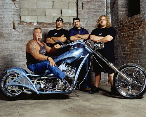 Orange County Choppers wallpaper titled O.C.C.