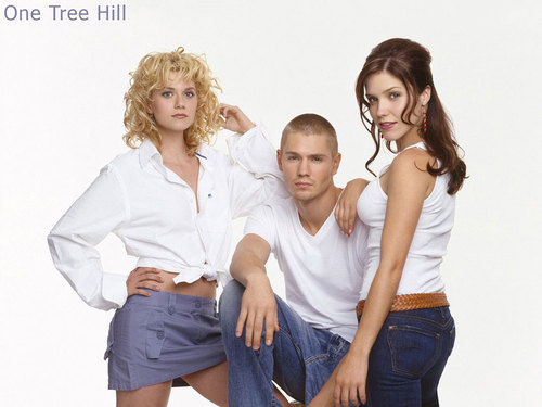 One Tree Hill wallpaper called OTH Cast