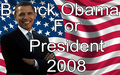 Obama 2008 (Widescreen) - barack-obama wallpaper