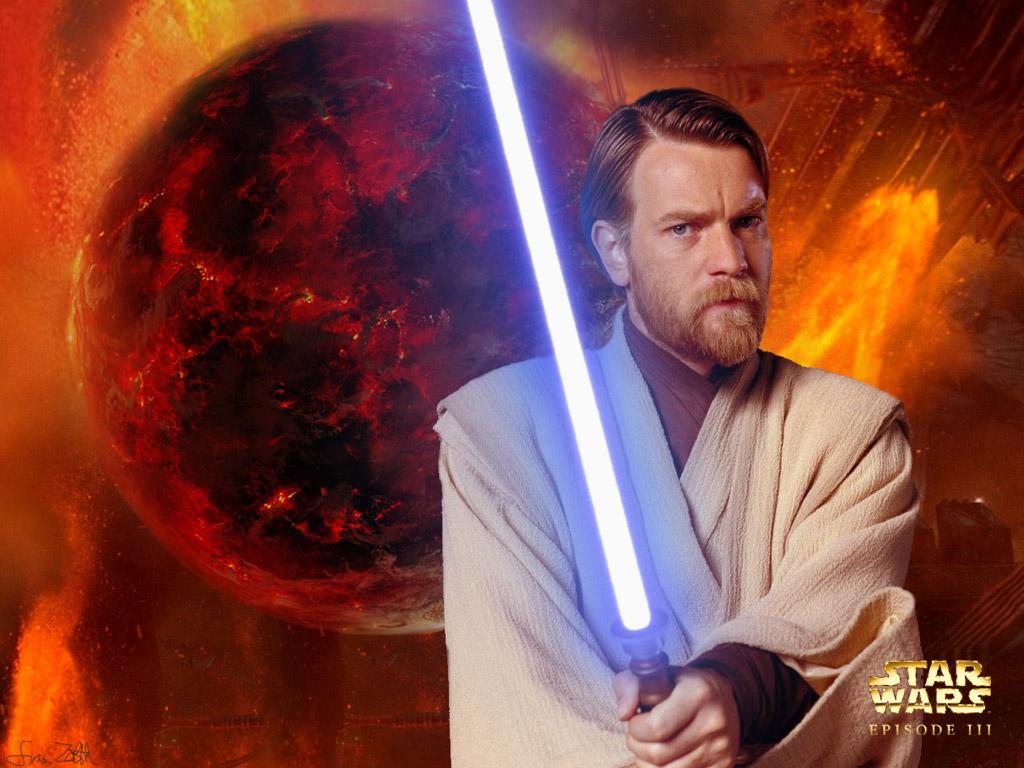 Obi Obi Wan Kenobi Wallpaper 215164 Fanpop