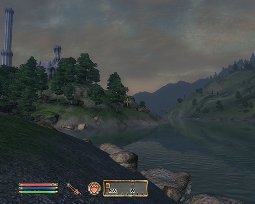 Oblivion screenshots