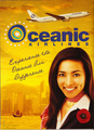 Oceanic Airlines Poster - lost photo